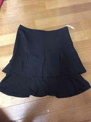 2段ミニスカート