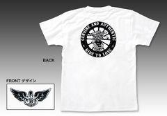 G1]BG0117★イージーライダースBREDGE Tシャツ S
