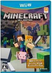 ■新品■ WiiU マインクラフト MINECRAFT: WiiUEDITION