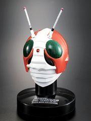ライダーマスクコレクション Vol..2 仮面ライダーV3 発光台座