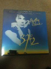 ゆうメール可ベティ・ブルー新品レコードフランス映画の名作です