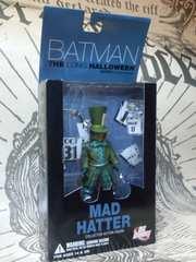 【DCダイレクト】ザ・ロングハロウィン『マッドハッター』フィギュア  バットマン 箱イタミ
