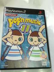 ● ポップンミュージック11 通常版 ●送料無料