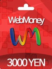 WebMoney �E�F�u�}�l�[ 3000�~�� ������߲�e��Ή�