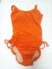 378 中古水着 Mサイズ オレンジ