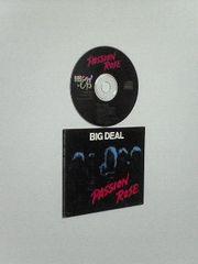26年昔レア!REZY/ヨシナオ/パッション・ローズ廃盤インディーズCD[BIG DEAL]HR/HM