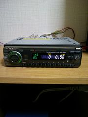 SONY ソニー MDデッキ MDX-C6300