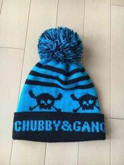 CHUBBY&GANG/ボンボンニットキャップ