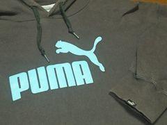 ¶puma[プーマ]★プルオーバースウェットパーカー メンズM/送料\255〜
