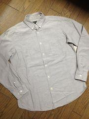 美品BEAUTY&YOUTH シャンブレーシャツ 日本製 アローズ