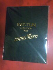 KAT-TUN 2014�N come Here �p���t���b�g