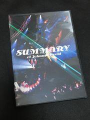 NEWS KAT-TUN SUMMARY of Johnny's World DVD