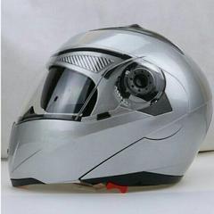 新品ダブルレンズヘルメット