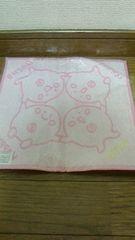 Cちゃんハンドタオル(ピンク)