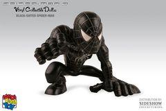 希少【メディコムトイVCD】限定500個『ブラック・スパイダーマン』フィギュア
