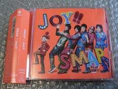 SMAP �wJoy!!�x��������/�I�����W�yCD+DVD�zPV��^/���ɂ��o�i