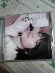 送料無料CD+DVD SE7EN 会いたい