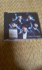 嵐 「Calling」初回限定A DVD付