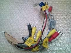 カロッツェリア HRZ08系 RCA入出力配線 定形外送料込み