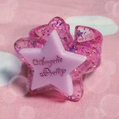 ☆Milky Dream Starリング(ピンク)☆