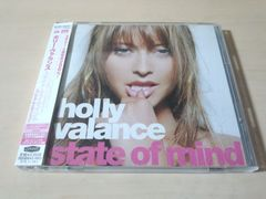 �z���[�E���@�����XCD�ustate of mind�vHOLLY VALANCE DVD�t��