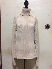 北米ブランド RW&CO. タートルネックセーター