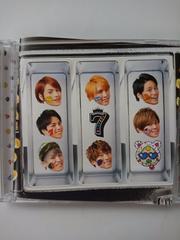 ジャニーズWEST 初回限定盤CD+DVD ラッキィィィィィィィ7