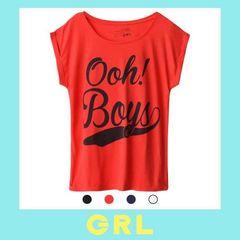 GRL*新品☆Tシャツ♪