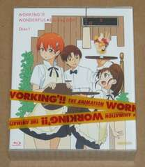 WORKING�L!! Wonderful��Blu-ray BOX