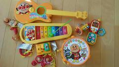 アンパンマンいろいろ楽器セット