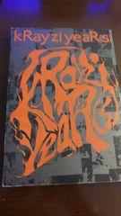 MUCCムック/Krayzi Years/絶版写真集/2005年初版