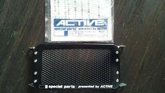 アクティブオイルクーラーコアガード新品 GS400CBX400SR400バブホークモンキーゴリラ当時