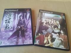 PS2☆薄桜鬼シリーズ2本まとめ売り☆美品♪