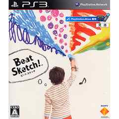 PS3》Beat Sketch! (ビートスケッチ) [171000471]