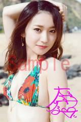 【送料無料】 AKB48 大島優子写真5枚セット<サイン入>33