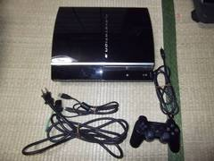 即決 PS3 本体 CECHL00 HDD500GB交換済み HDMI付