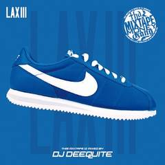 LAX�V���[�Y��3�e!! DJ DEEQUITE / LAX III / MIX CD / G-RAP
