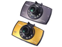 ドライブレコーダー 2.7インチフルHD 1080P LED6灯140°