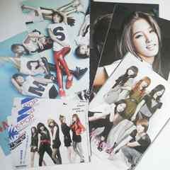 4minute★タワレコ冊子や特典DVD等★ヒョナ-Trouble Maker-BEAST-ヒョンスン