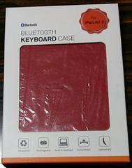 Bluetooth キーボード ケース iPad Air 2 Pro