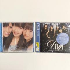フレンチ・キス DiVA 初回限定盤 2枚セット AKB48