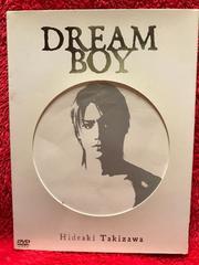 DREAM BOY 初回限定盤 DVD 滝沢秀明 関ジャニ∞ KAT-TUN 二枚組