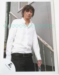 レア★嵐<相葉雅紀>公式写真*嵐ロゴ*2004*いざッ、Now Tour!!�@