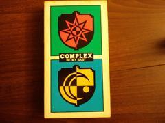 complex「BE MY BABY」VHS/吉川晃司 布袋寅泰