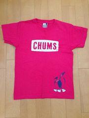 新品☆チャムス CHUMS Tシャツ☆メンズxs