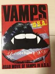 VAMPS☆LIVE 2009 U.S.A.☆DVD☆L'Arc-en-ciel HYDE