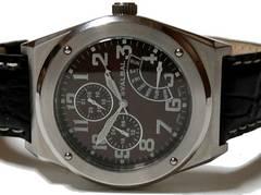 極美品【限定品】SVALBAL 3カレンダー 日本製 メンズ腕時計