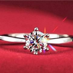 ◆AAA ダイアモンド リング 新品 送料無料