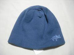 mb728 男 RIP CURLリップカール リバーシブル ニット帽 紺青