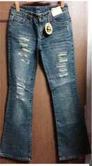 新品☆29インチ w67�pぐらい クラッシュジーンズ